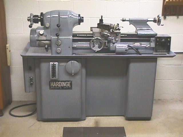 Rebuilding A Hardinge Hlv Toolroom Lathe